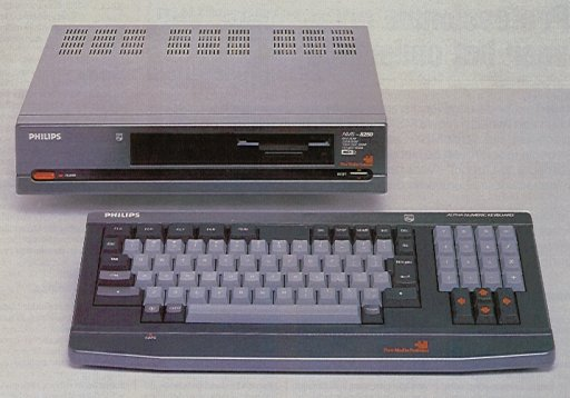 Philips NMS8250 Prototype 2